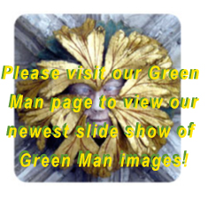 Green Man Slide Show Link
